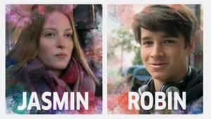 Haben Jasmin und Robin Chancen im Modelbusiness?