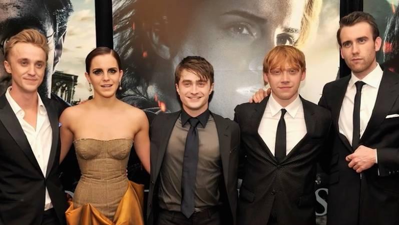 """Harry, Hermine & Co.: Das machen die Stars der """"Harry Potter""""-Filme heute"""