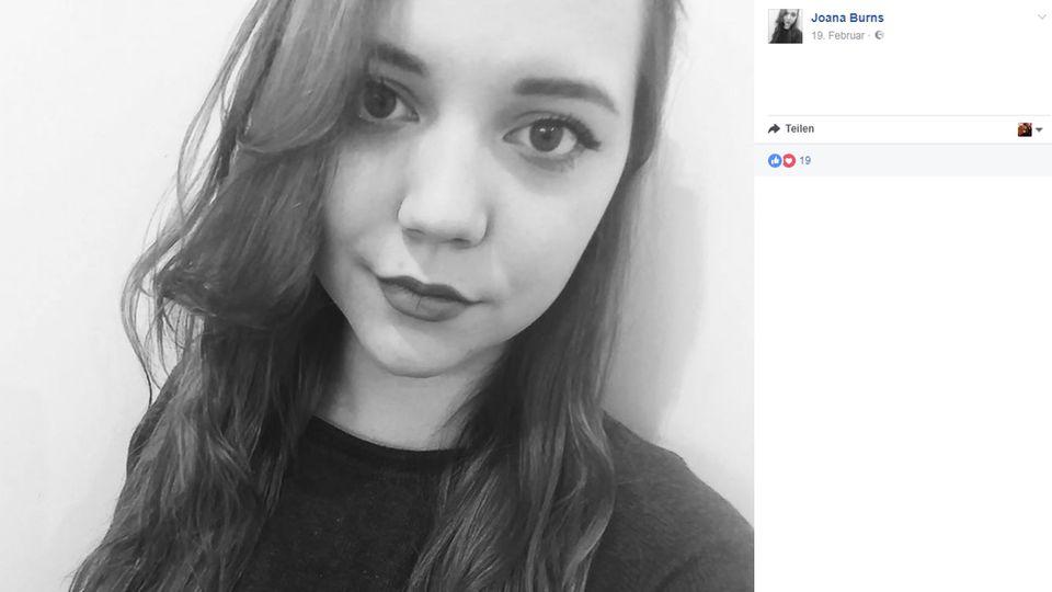 Die Studentin Joana Burns wollte eigentlich nur feiern gehen. Sie hatte gerade ihr Mathematikstudium beendet. jetzt ist sie tot.