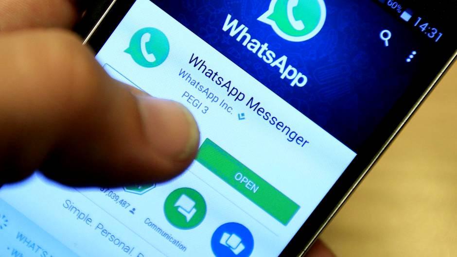 Whatsapp könnte Abmahnwelle lostreten