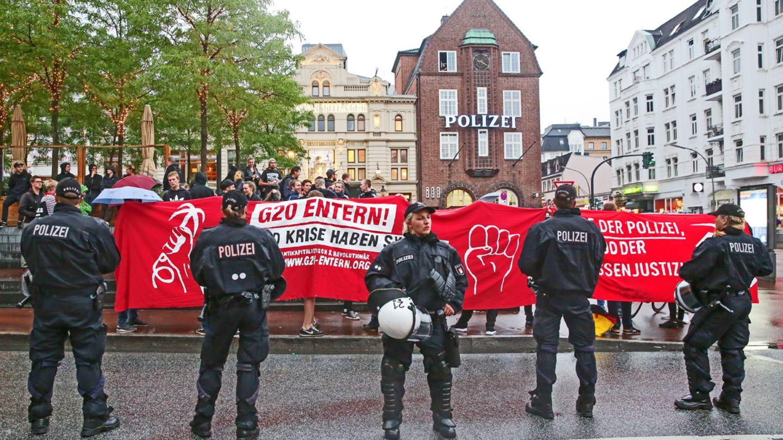 G20 in Hamburg: Auftakt zur Protestwoche