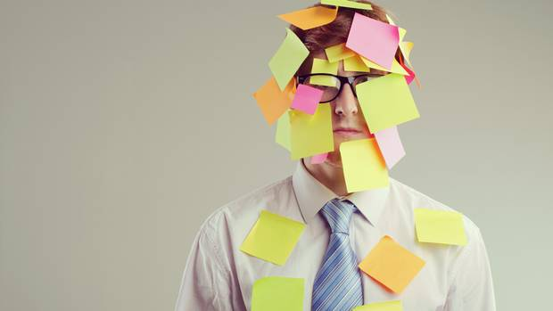 Wer vergisst, schreibt besser auf. Dabei ist Vergesslichkeit, laut einer neuen Studie, oft gar nicht so schlimm