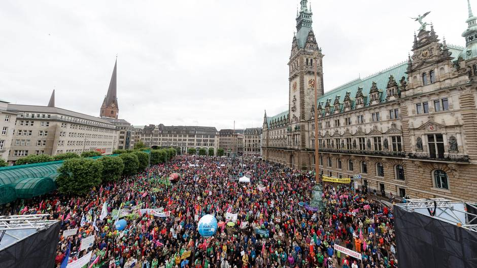 G20 Demo
