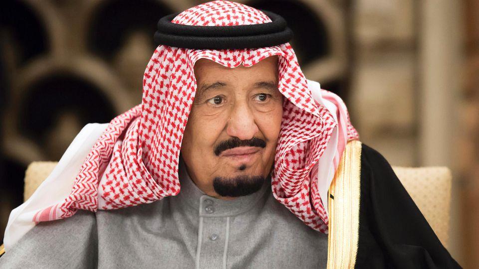 Saudi -Arabiens König Salman kommt nicht zum G20-Gipfel