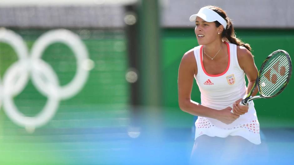 Ex-Tennisprofi: Das Geheimnis hinter Ana Ivanovics Wahnsinns-Style