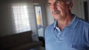 Mesale Tolus Vater Ali (57) hofft auf eine baldige Lösung: In Istanbul wartet er in der Wohnung seiner Tochter auf ein Signal der türkischen Behörden.