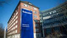 Beiersdorf-Zentrale in Hamburg