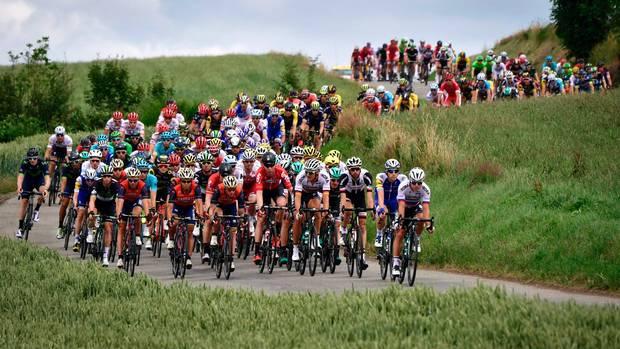 Tour de France 2017 -  alle teams - alle fahrer