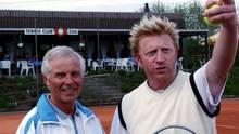 Hans-Dieter Cleven hat Boris Becker viele Jahre lang beraten