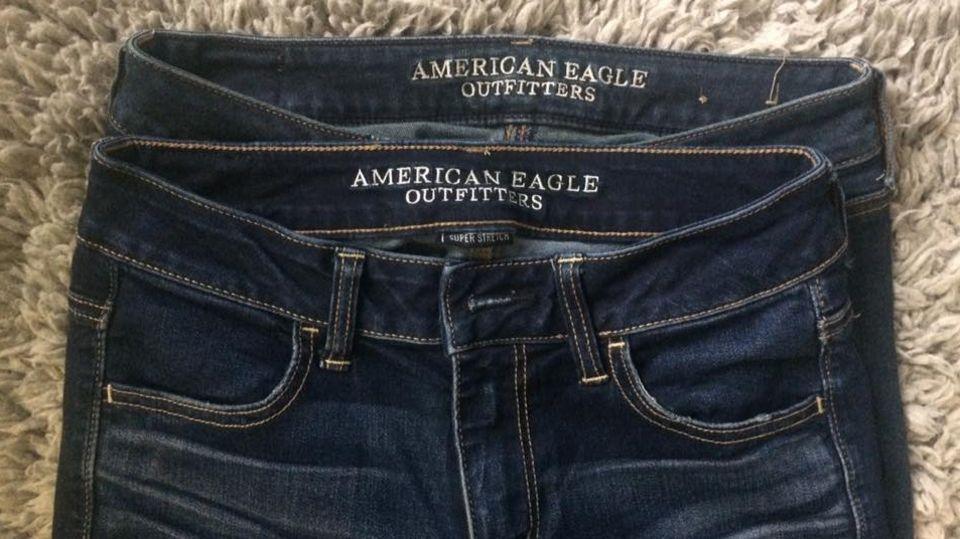 Ärger mit Kleidergrößen: Schock beim Einkauf - Jeansmarke schrumpft um mehr als zwei Größen