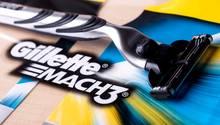 Rasierer-Streit - Gillette gegen Wilkinson