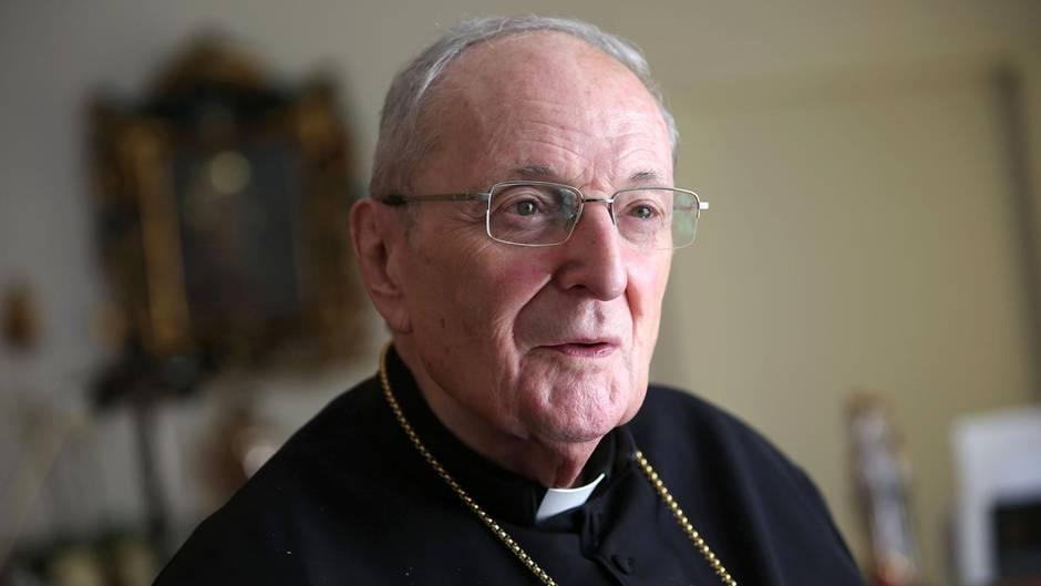 Der einstige Erzbischof von Köln, Kardinal Joachim Meisner, ist tot