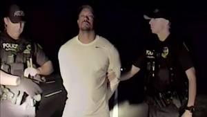 Der Ex-Golfstar Tiger Woods war im Mai festgenommen worden, weil er einen berauschten Eindruck am Steuer machte
