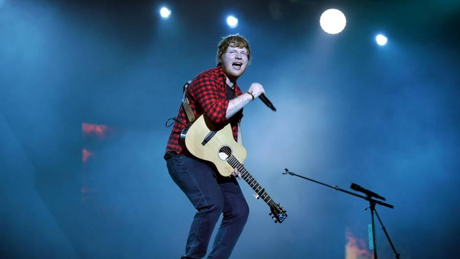 Ed Sheeran will nicht mehr twittern