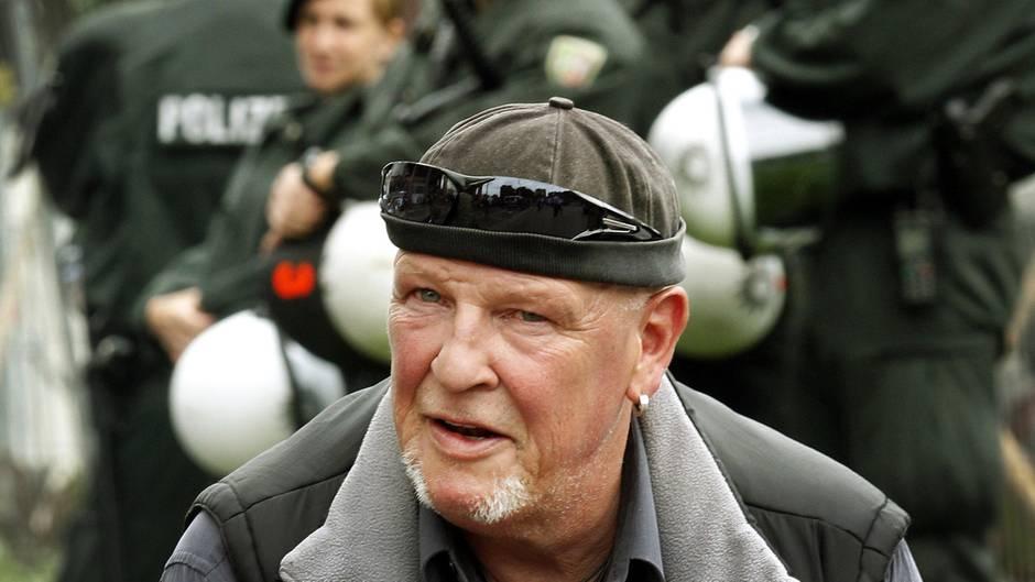Siegfried Borchardt saß als Mitglied der Partei Die Rechte im Dortmunder Stadtrat