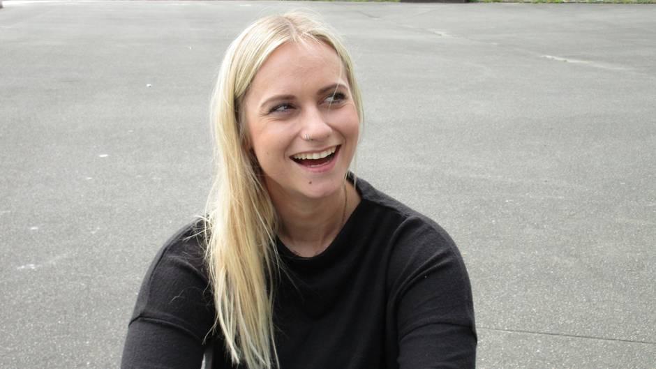 Seit neun Jahren lebt Sarah (27) mit einem fremden Herzen