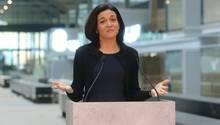 Sheryl Sandberg: Die Managerin über den Umgang mit dem Tod