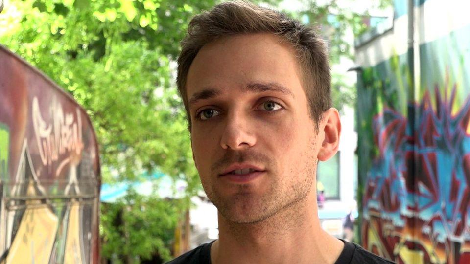 """Gipfel-Gegner Nico Berg im Interview: """"Die Gewalt geht von den G20 aus"""""""
