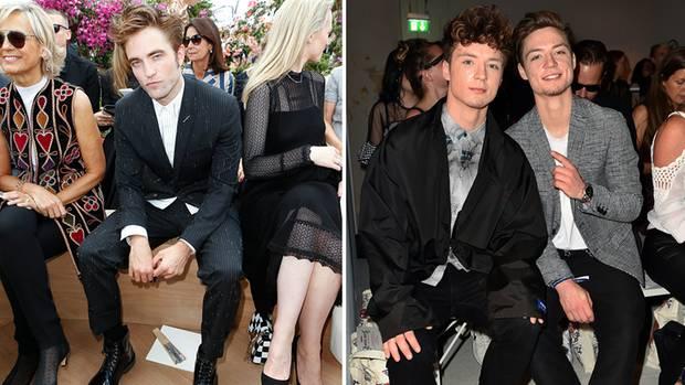 Robert Pattinson, die Lochis