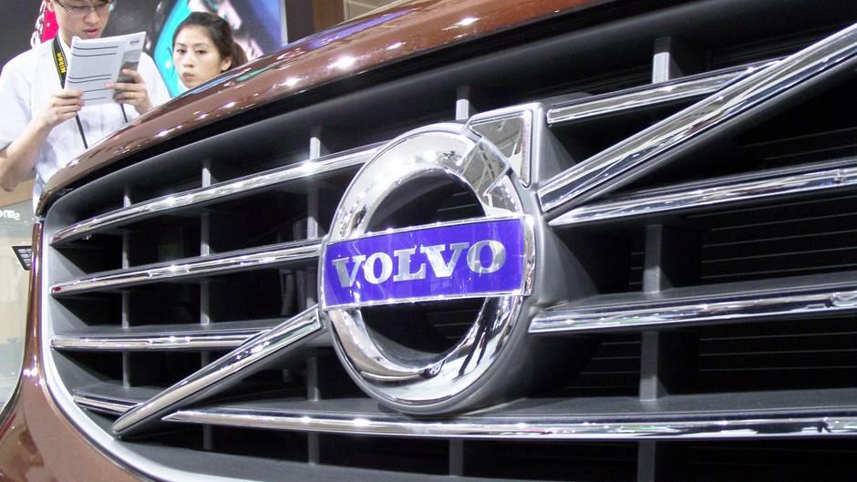 """Volvo will seine Produktion zukünftig """"klimaneutral"""" gestalten"""