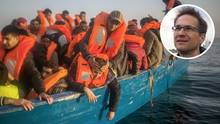 Flüchtlingskrise: Die Situation in Italien war vorhersehbar, sagt Gerald Knaus. Trotzdem reagiere die EU unvorbereitet
