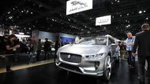 Jaguar i-Pace Concept - das Serienmodell kommt 2018