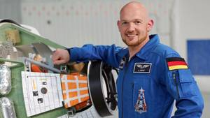 Alexander Gerst: Deutscher Astronaut mag im All am liebsten Brokkoli