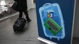 Im März hatten die USA einige Laptops auf Direktverbindungen aus Nordafrika, dem Nahen Osten und der Türkei verboten