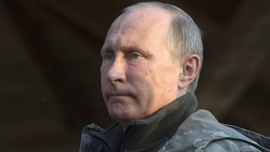 Beim G20-Gipfel wird Wladimir Putin zum ersten Mal auf Donald Trump treffen