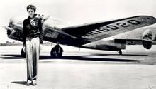 Schon von klein an war Amelie Earhardt vom Fliegen besessen.