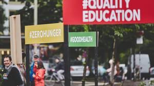 Wie eine G20-Aktion das Smartphone von Donald Trump erobern will