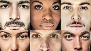 Wohlstand und Armut könnten Menschen ins Gesicht geschrieben sein