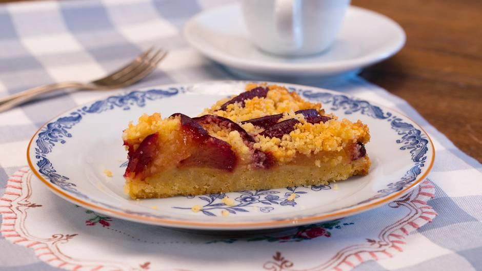 Pflaumenkuchen: Der schmeckt besser als der von Oma