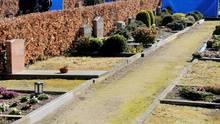 Ein Friedhof (Symbolbild)