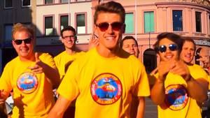 """Medimeister Mainz im Musikvideo zu """"Medicopter Mainz17"""""""