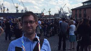 stern-Reporter Niels Kruse