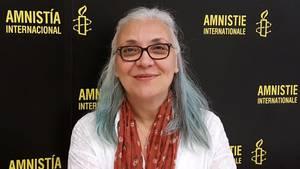 Idil Eser leitet Amnesty Internationals Sektion in der Türkei