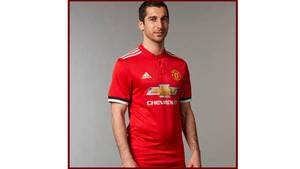 Henrikh Mkhitaryan - Manchester United - Trikot