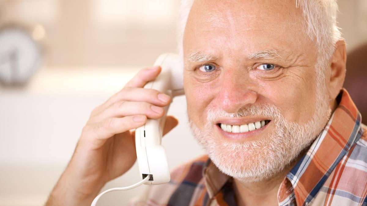 Hide The Pain Harold Wie Ein 70 Jährige Elektriker Zum Internet