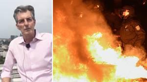 Es brennt in Hamburg - Einschätzung von stern-Herausgeber Petzold