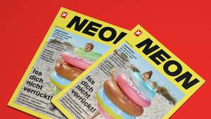 August Ausgabe Cover