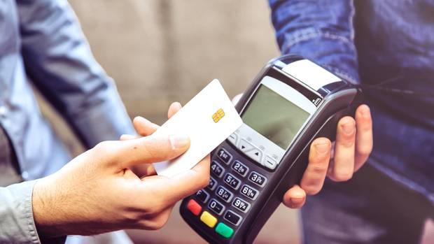 Kreditkarten-Zahlung wird günstiger