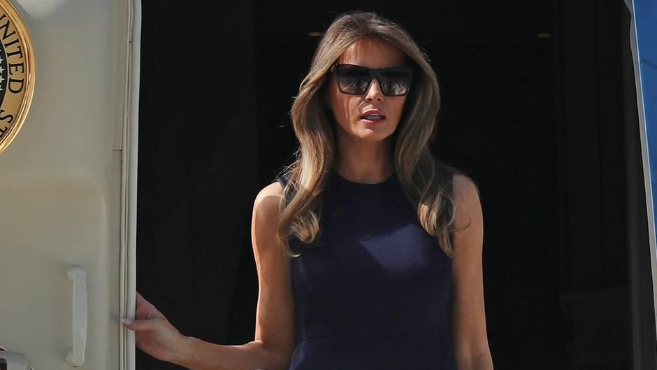 Melania Trump (Archivbild)