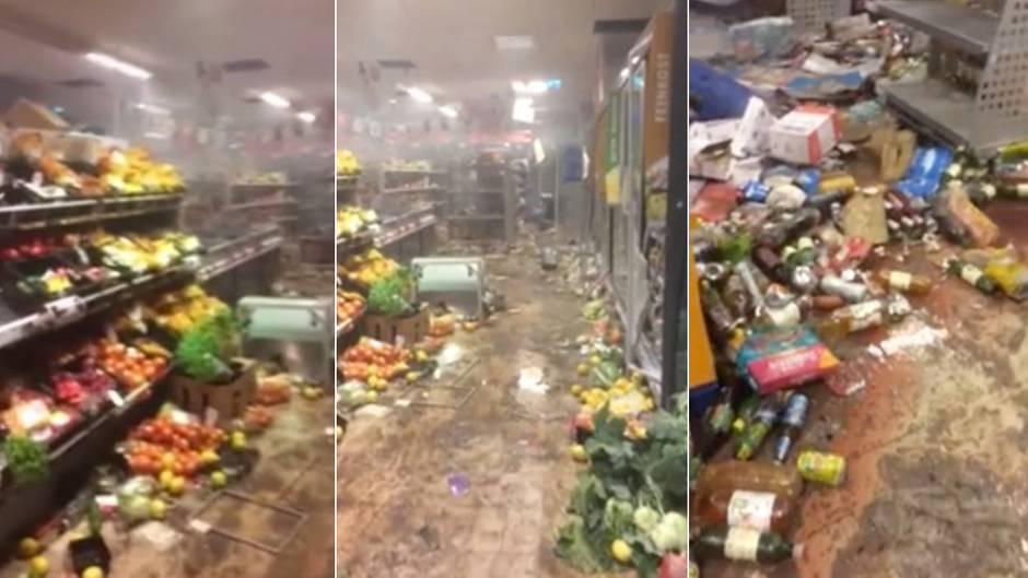 Gewalt-Nacht in Hamburg: Plünderungen in der Schanze: Zerstörung wie im Wahn