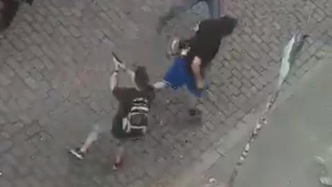 Krawallnacht in Hamburg: Deswegen feuerte ein Polizist den Warnschuss in der Schanze ab