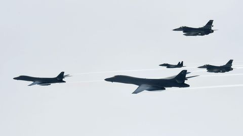 US-Langstreckenbomber