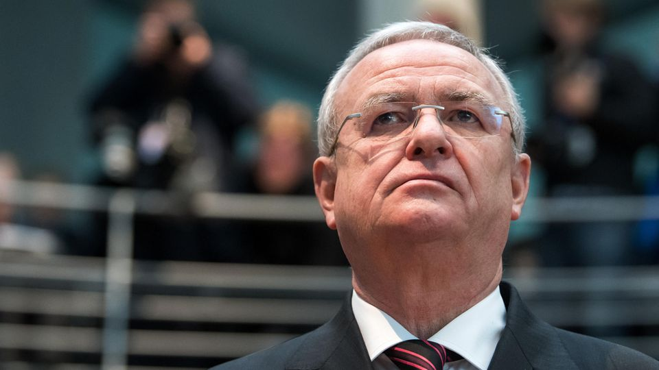 Wie früh wusste der frühere VW-Konzernchef Martin Winterkorn von den Manipulationen der Dieselmotoren?