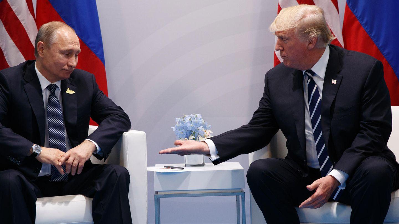 Donald Trump macht mit Wladimir Putin einen auf House of Cards