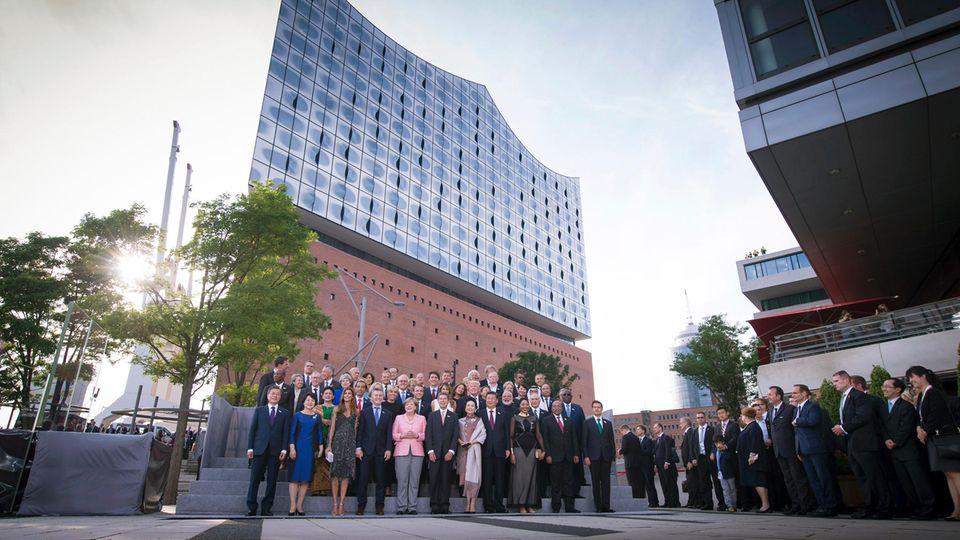 Die Elbphilharmonie in Hamburg: Schmuckstück und Problemfall