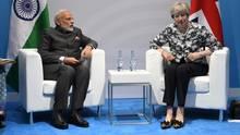 Diese Sessel sind das Zentrum der Macht beim G20-Treffen